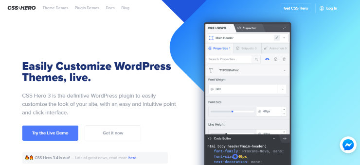 css-hero-custom-wordpress